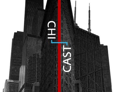 Chi-Cast Promo Poster
