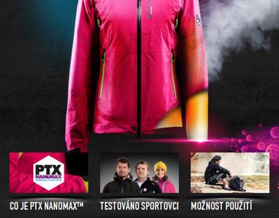 PTX NANOMAX TECHNOLOGIE