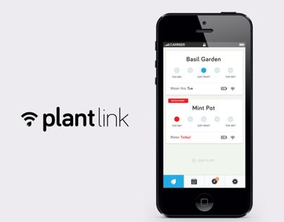 PlantLink UX & Branding