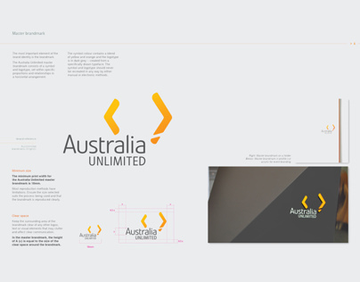 Australia Unlimited: Brand Guidelines