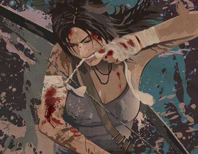 Tomb Raider Fan Art