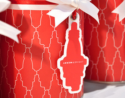Merry and Bright – Holiday Packaging for Overdrive
