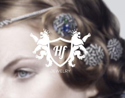 HF Jewelry Logo