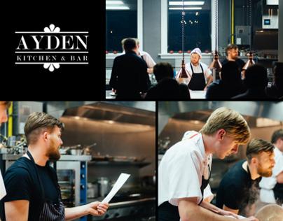 Ayden Kitchen & Bar Photography