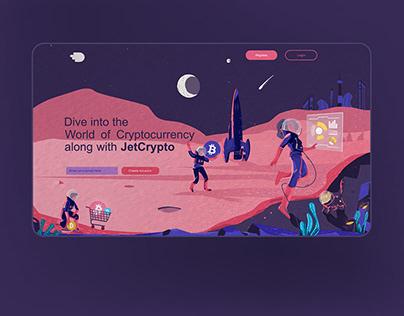 Crypta jet project