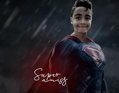 Turn my friend's little son to SuperAniss