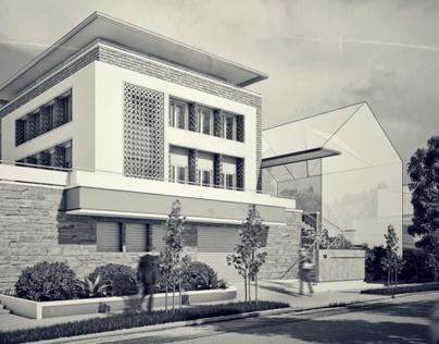 House W _ Exterior