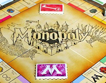 HP Monopoly