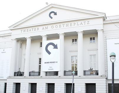 Theater Bremen – Corporate Design