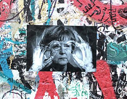 Merkel Mauer
