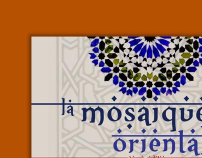 Festival La Mosaique Orientale - Poster