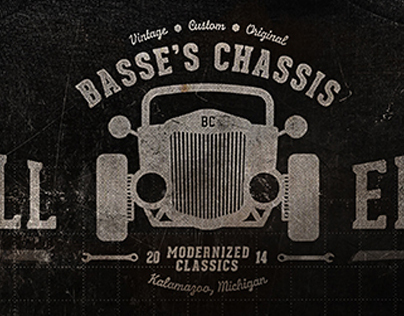 DSCEM#2: Basse's Chassis Poster