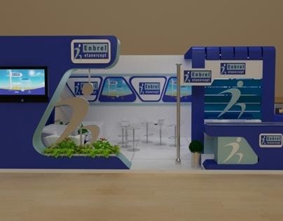 (Pfizer) Enbrel booth 3x6