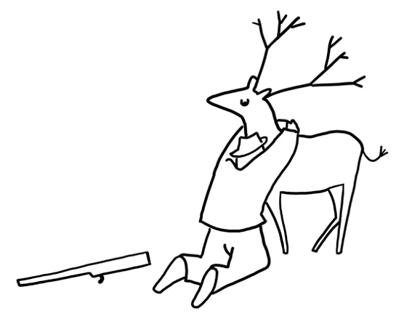 Naturpark Tormäuer: Names of a Region, cartoonified