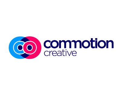 Commotion (Logo & Web Concept)