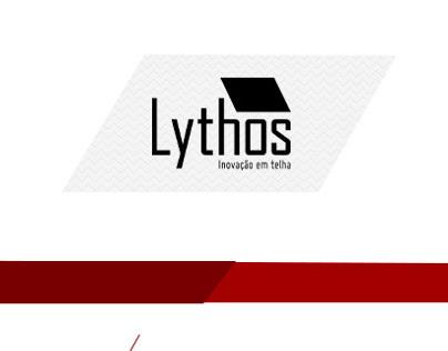 Lythos site e catálogo