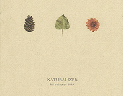 Naturalizer Shoe Fall Catalog