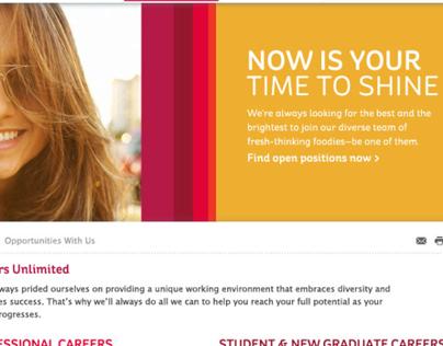 Kellogg's Career Site