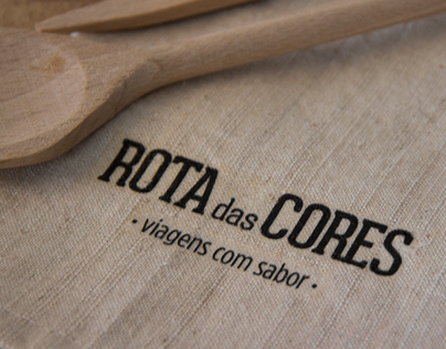 ROTA DAS CORES / Packaging