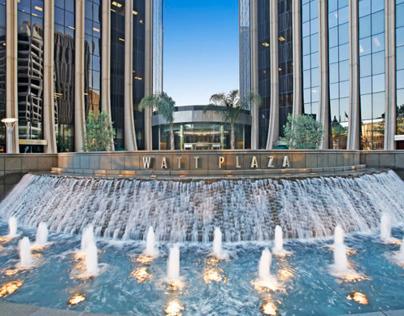 Watt Plaza - Century City