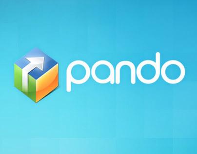 Pando P2P App