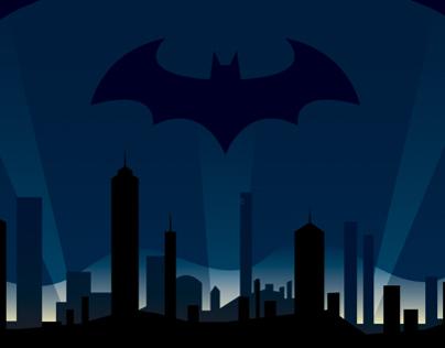 Batman Cover Redesign