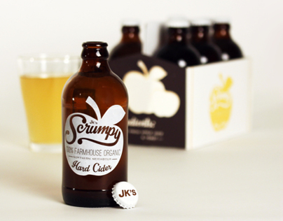 JK's Scrumpy Package Re-design