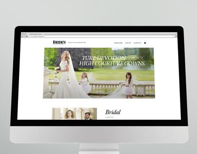 Brides Gallery | Web Project