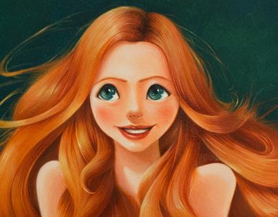Jinwoo Kim Illustration
