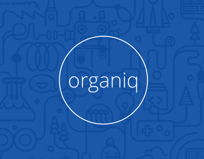 Organiq Pitch Deck