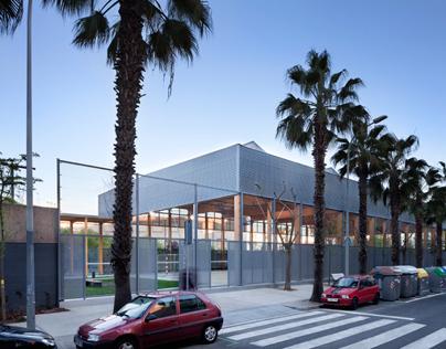Pavello poliesportiu de La Barceloneta