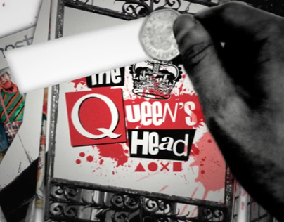 The Queens Head: Glastonbury Q Tent Promo