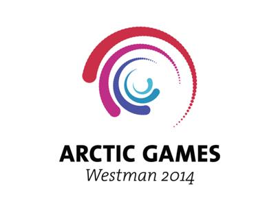 Arctic Games Branding