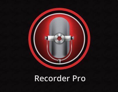 Recorder Pro: Professional Voice Recording Application