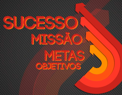 Sucesso - Vídeo motion graphics