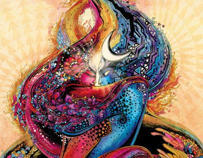 In search of life Divine ~ Shiva & Shakti ~ divine love