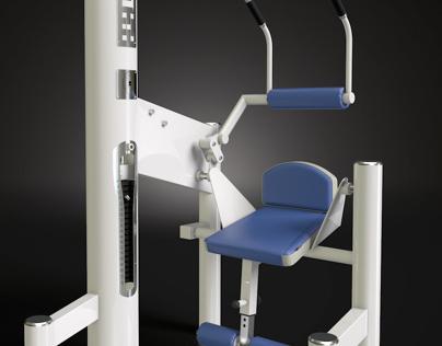 LAX workout machines