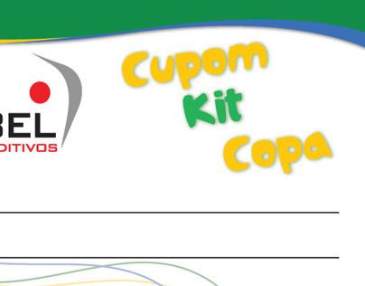 Cupom Copa 2014