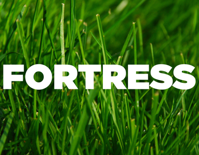 Fortress Landscaping Branding and Homepage