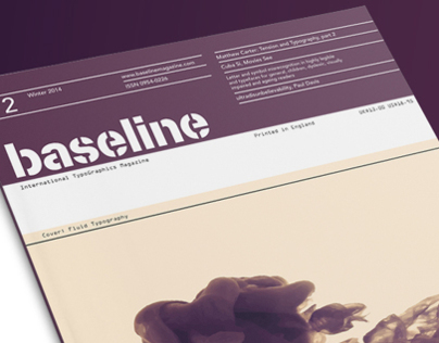 baseline magazine website review Baseline is sonardyne's customer magazine aimed at bringing you the stories and the ideas surrounding our latest product developments each issue is packed with a mix of new product stories, company announcements, technology features, client-based case studies and a regional roundup.