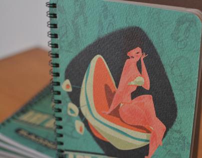 Ragnar Sketchbook