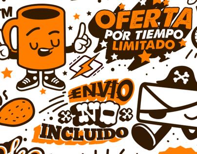 Venta Especial de Playeras/ Tee Sale!