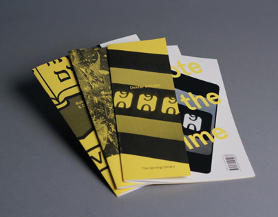 Serving Library Identity & Bulletin Covers