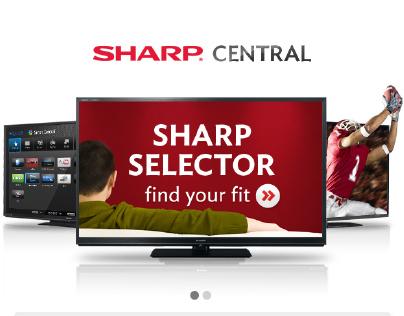 SHARP Central Mobile App