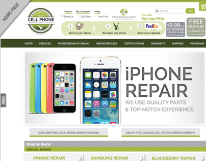 Cell Phone Repair Specialists