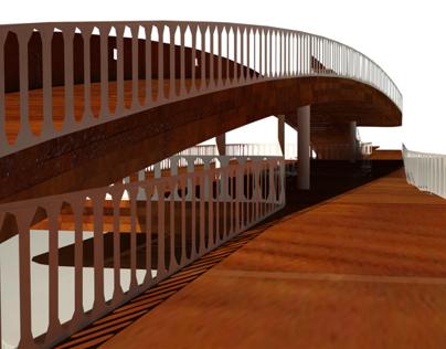 Cayuga Inlet Bridge