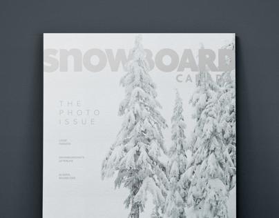 Snowboard Canada Magazine | 22.4