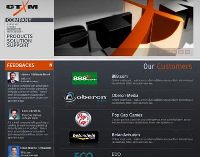 CTXM Website