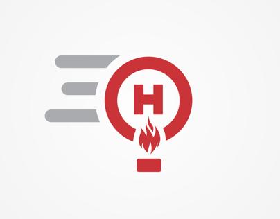 Concurso Estirpe Quemera - Huracán - Logo 4