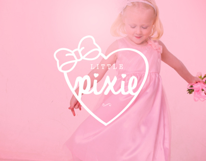 Little Pixie Visual Identity + Look Book
